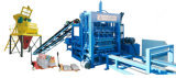 Automatic Brick Manufacturing Machinery (QTY6-15)