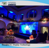 Front Rear Access Indoor Rental LED Display Made with Magnetic Modules P3.91