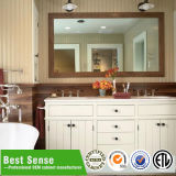 Hot Sale Wall Mounted Wooden Veneer Bathroom Furniture
