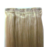 Wholesale Price Hair Extension Collection Products Remy Hair Clip on Hair Extensions