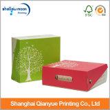 Wholesale Price Paper Card Board Shoe Packing Box (QY150206)