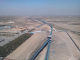 Long-Distance Curved Belt Conveyor with Competitive Price