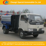 Dongfeng 4X2 Side Loading Garbage Truck