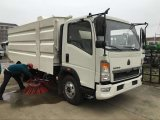 Hot-Sale HOWO 4X2 Light Truck 95PS Sweeper Truck