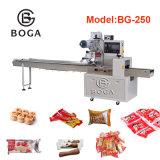 Horizontal Flow Snacke Food Sachet Spice Equipment Automatic Packaging Machine