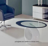 Clear Tempered Glass Table Top