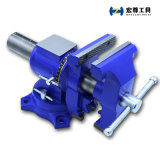 Professional Quality Multi Function Bench Vise with Scaleplate