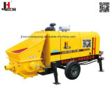 China Factory Supplier! Hot Sale Portable Small Diesel Concrete Pumps Machine with Mixer for Construction