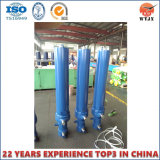 China FC Multi-Stage Telescopic Hydraulic Cylinder for Machinery and Vehicle