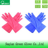 Colorful PVC Glove Waterproof Gloves with High Quality