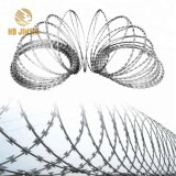 Military Use Stainless Steel Cbt 65 Razor Barbed Wire