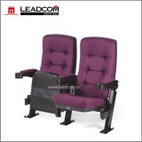 Leadcom Push Back Movie Theater Chair with Cupholder (LS-11602)