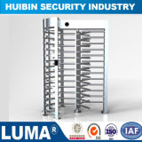 Intelligent Full-Height Turnstile with 304 Stainless Steel