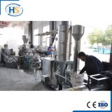 PE with Carbon Black Masterbatch Extruder Pelletizing
