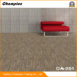 Da100-700 PP Carpet Tiles/Nylon Carpet Tiles/PVC Backing/Antifouling Carpet Tiles/Office Carpet
