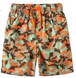 Fashion Boy Shorts in Children Leggings with Printing Sqp-203