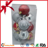 Promotional Beautiful Colorful Christmas Balls for Party Decoration