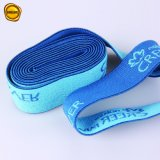 Sinicline New Arrival Custom Logo Printed Elastic Tape for Underwear