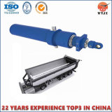 Horizontal Direction Telescopic Hydraulic Cylinder for Dump Truck