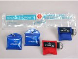 2019 Wholesale Medical Promotional First Aid Emergency CPR Cardiopulmonary Resuscitation Face Shield Kit