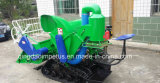 Hot Sale New Design Crawler Type Mini Rice Combine Harvester