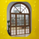 Nide Wood Grill Style Aluminum Wood Composite Window