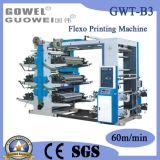 Mt Series Six Color Flexography Printing Machine (GWT-B3)