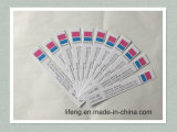 Medical Supply for Ethylene Oxide Gas Sterilization Indicator Strip and Card
