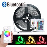 5050/3528 RGB WiFi/Bluetooth Strip Smartphone Controlled LED Strip Light Kit