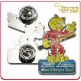 Customized Die Struck Iron Soft Enamel Badge