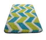 Colorful Tufted Microfiber Bathmat