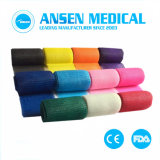Ansen Wholesale Moldable Medical Fiberglass Splint to Replace Traditional Plaster Bandage