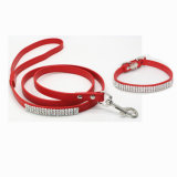 Popular Rhinestone Durable Dog Leashes for Sale