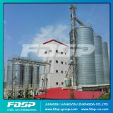 Stable Operation Grain Silo 500t for Sale Chicken Feed Silo