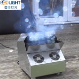 1500W Big Bubble Smoke Machine Double Wheels Fog Bubble Machine