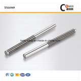 China Supplier CNC Machining AC Motor Shaft with Plating Nickle