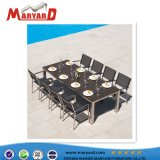 High Quality Best Sales Outdoor Stainless Steel Table & Chairs Furniture