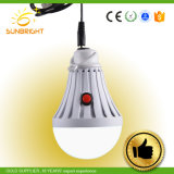 High Quality Lamp 9W E27 USB Bulb Rechargeable LED Light