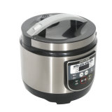 304 Double Stainless Steel Intelligent Household Cooking Rice Cooker Electric