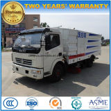 6 Wheels Street Sweeper Truck 6cbm Pavement Cleaning Truck