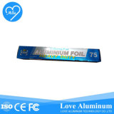 Household Aluminum Foil Paper with Various Dimensions Silver Catering