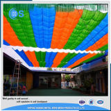 Hot Sale Hotel Green Sun Shade Net with Competitive Price