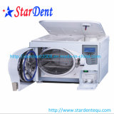 Medical LCD Display Class B 23L Dental Sterilizer Autoclave of Dental Unit of Lab Hosptial Medical Surgical Diagnostic Equipment