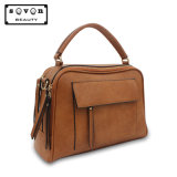 PU Handbag Big Size for Office Lady Fashion Style
