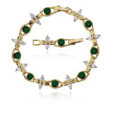 Promotion Price Brazilian Gold Jewelry Wholesale Bracelet