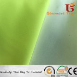 Fluorescent Twill Peach Skin Fabric Bonded Breathable TPU White Film for Safety Jacket