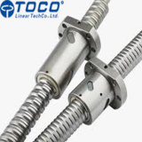 Ball Screw With Zero Backlash For Semi-Conductor Industry
