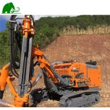 Jumbo Geotechnical Tunnel Heavy Automatic Integrated Down The Hole Surface Blast Hole Drill Rig Machine