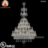 Hotel Project Large Crystal Lighitng Chandelier