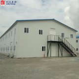 Steel Structure Prefab House, Labor Camp for Construction Site